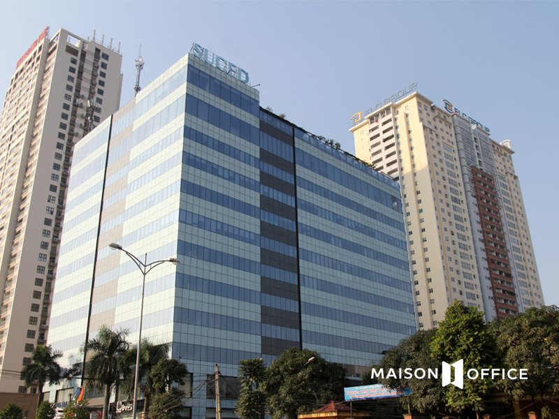 Trung Tin office building