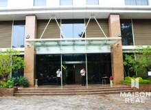 toa nha van phong ac building