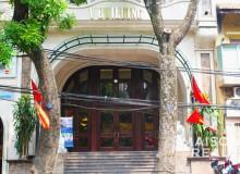 Tòa nhà văn phòng V Building cho thuê văn phòng Hoàn Kiếm, Hà Nội