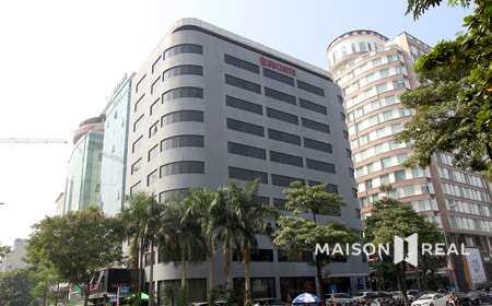 Tòa nhà văn phòng 3D Creative Center - Duy Tân, Cầu Giấy