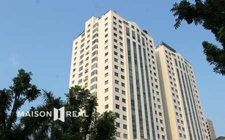 Tháp đôi Hòa Bình - Hoa Binh International Towers, 106 Hoàng Quốc Việt