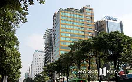 Văn phòng cho thuê TTC Tower khu Duy Tân quận Cầu Giấy