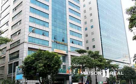 Tòa nhà văn phòng Việt Á Tower