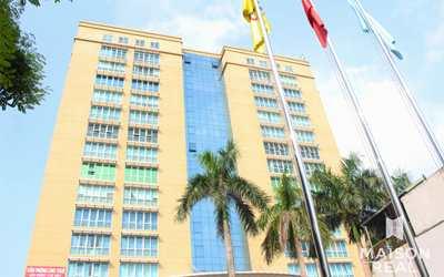 Machinco Building Hoàng Hoa Thám - Tây Hồ