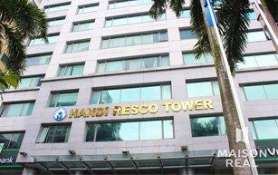 Văn phòng cho thuê Handi Resco Tower
