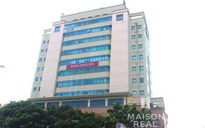 Văn phòng cho thuê 14 Láng Hạ quận Ba Đình