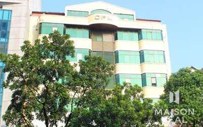Văn phòng cho thuê CFM đường Láng Hạ