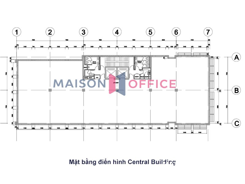 Central Building-mat-bang_MaisonOffice