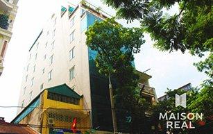 Tòa nhà văn phòng 110-112 Bà Triệu