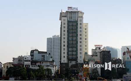 Tòa nhà DMC đường Kim Mã quận Ba ĐÌnh