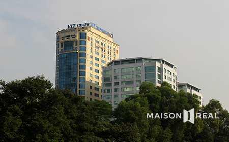 Tòa nhà VIT Tower - Kim Mã, Ba ĐÌnh, Hà Nội