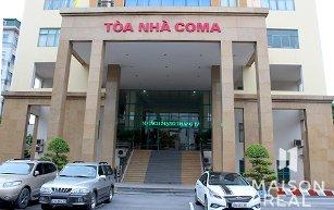 Tòa nhà Coma đường Minh Khai, HBT, Hà Nội