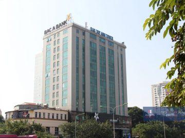 Tòa nhà Bắc Á