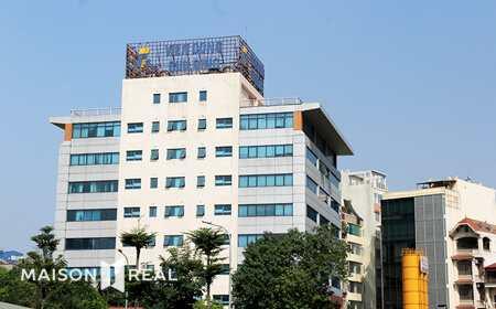Tòa nhà Viễn Đông. Hoàng Cầu, quận Đống Đa, Hà Nội