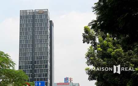 Tòa nhà Vinaconex đường Láng Hạ, Hà Nội