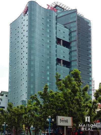 Tòa nhà văn phòng 789 đường Hoàng Quốc Việt