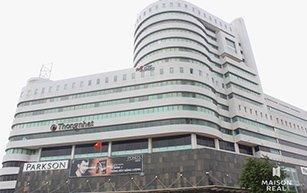 Tòa nhà Viet Tower số 1 Thái Hà