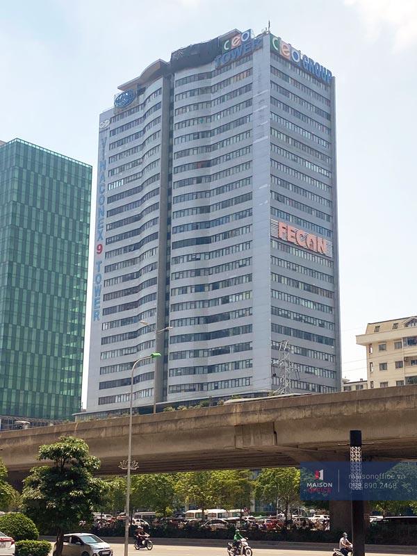 văn phòng cho thuê CEO Tower