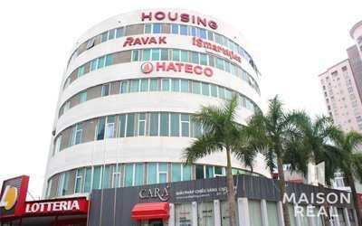 Tòa nhà Housing đường Trung Kính