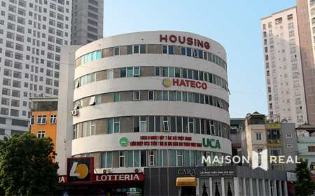 Tòa nhà Housing phố Trung Kính, Cầu GIấy, Hà Nội