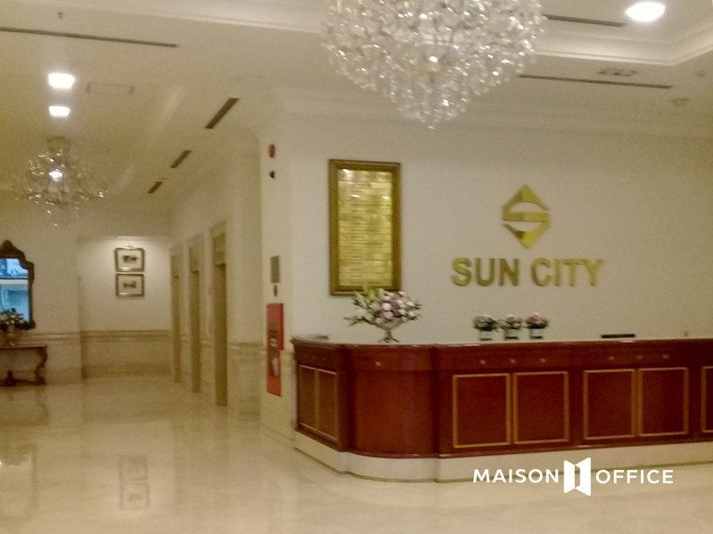 Sun City Building le tan_MaisonOffice