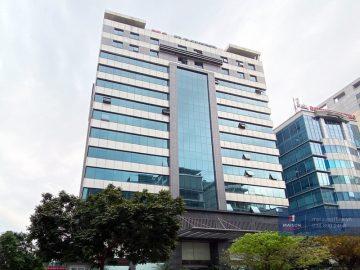 Tòa nhà Hoàng Linh
