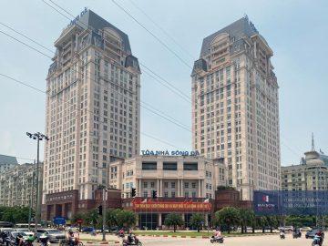 Tòa nhà Sông Đà