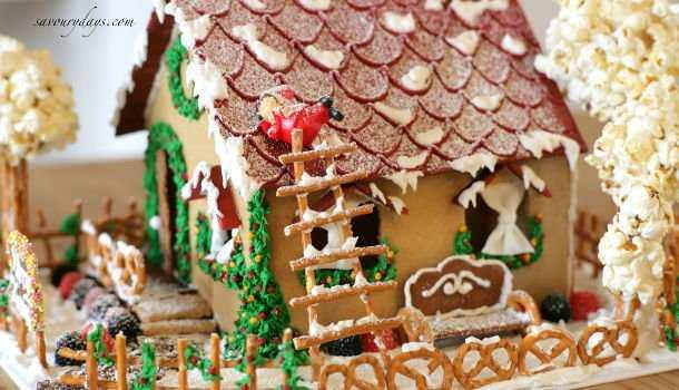 Bánh gừng ngon nhất khi ăn vào mùa Giáng Sinh