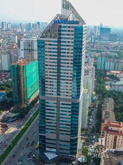 Tòa nhà Diamond Flower Tower Lê Văn Lương, Thanh Xuân, Hà Nội