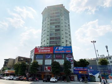 Tòa nhà Constrexim 8