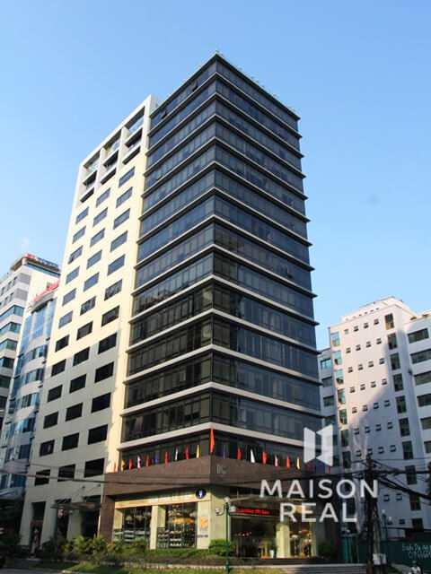Tòa nhà IC Building kv Duy Tân, Hoàn Kiếm, Hà nội