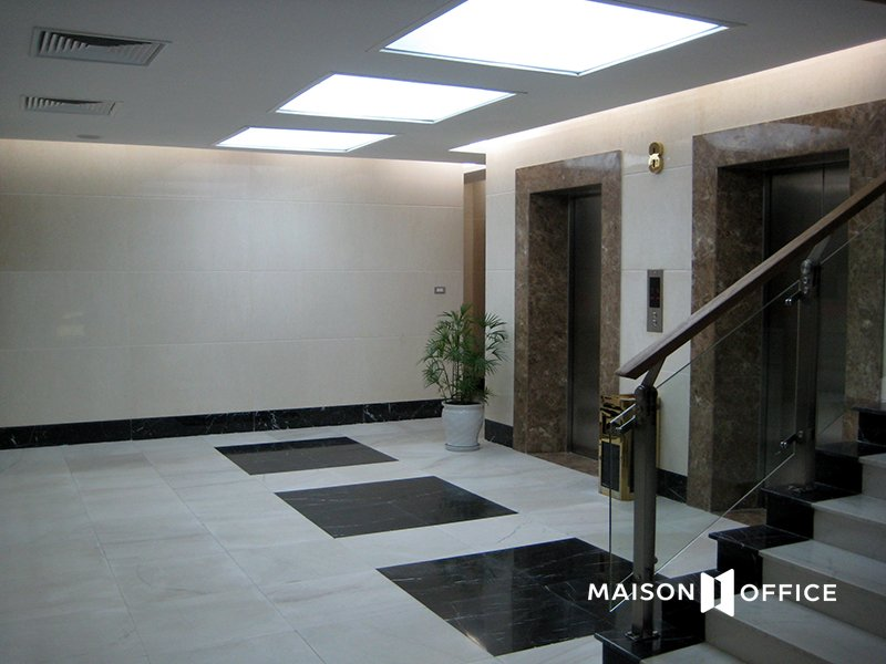Lobby Thanh con building_MaisonOffice