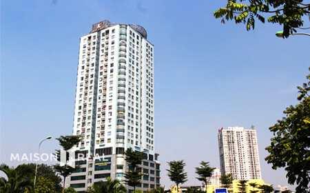 văn phòng cho thuê Star Tower tại Dương Đình Nghệ, Cầu Giấy, Hà Nội