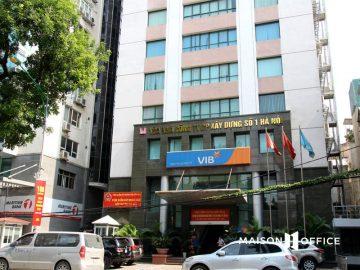 Tòa nhà CTCPXD số 1 HN