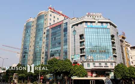 Tòa nhà văn phòng AP Building - Trần Thái Tông, Cầu Giấy