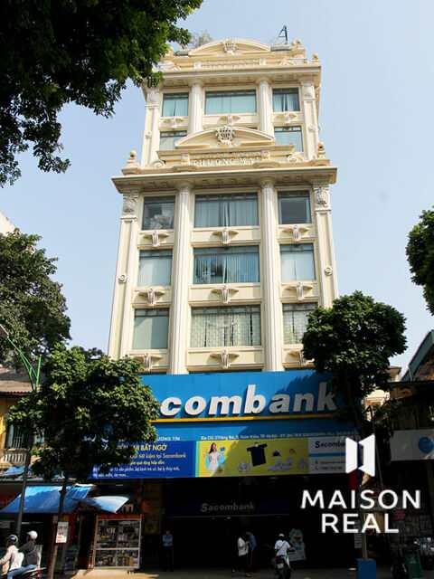 Tòa nhà 27 Hàng Bài 27 Hàng Bài, quận Hoàn Kiếm