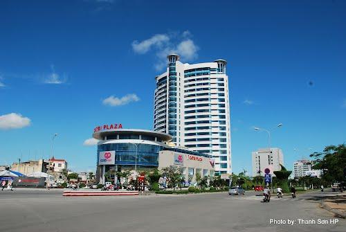 Cát Bi Plaza Số 1 Lê Hồng Phong, quận Ngô Quyền, Tp. Hải Phòng