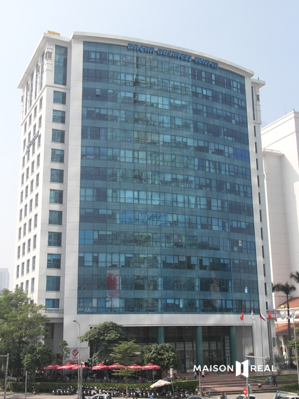 Daeha Business Centre MaisonOffice