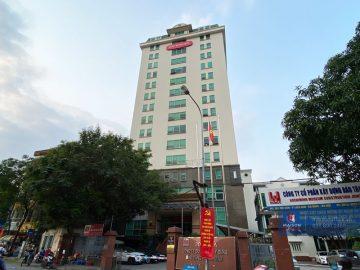 Tòa nhà 381 Đội Cấn