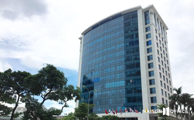 vị trí tòa nhà Daeha Business Center