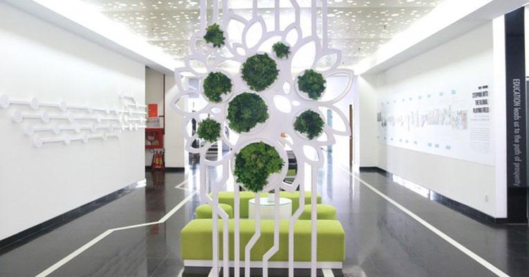 thiết kế nội thất văn phòng FPT 4