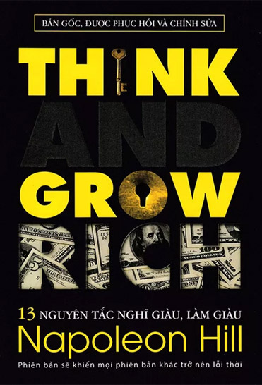 Think and Grow rich của Napoleon Hill