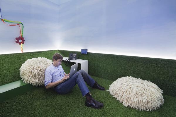 văn phòng của Google Dusseldorf 3