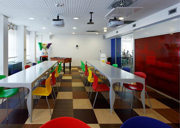 văn phòng Google Milan 3
