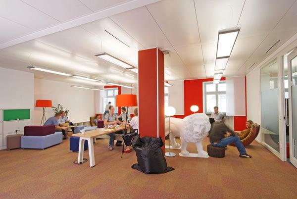 văn phòng Google Munich 2