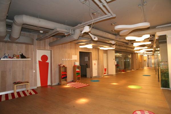 văn phòng Google St Petersburg 2