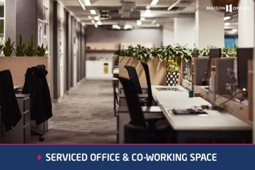 Sự Khác Biệt Giữa Serviced Office & Co-Working Space