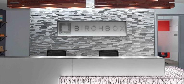 văn phòng startup Birchbox 1