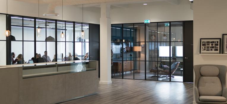 văn phòng startup moo.com 2