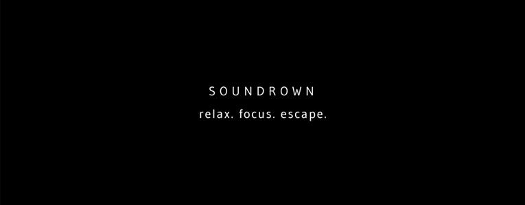 website giảm stress Soundrown